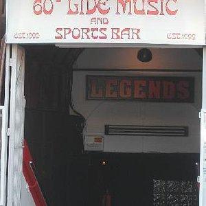 Legends 60's Live Music & Sports Bar