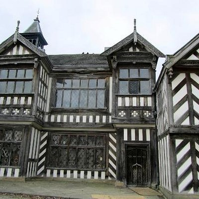Timber Framed Hall