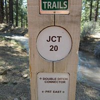 Sisters Trail Alliance - trail signage