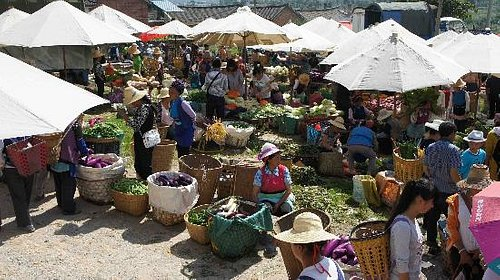 Overview of the market lower section