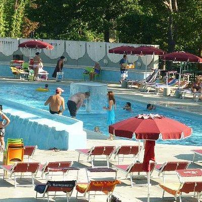 piscine e fontenelle potabili