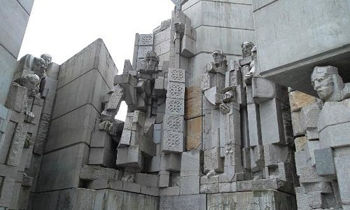 Monument to 1300 Years of Bulgaria