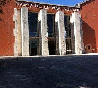 museo delle navi romane - nemi
