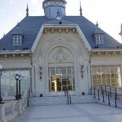 Wunderschoenes Museum in Tigre