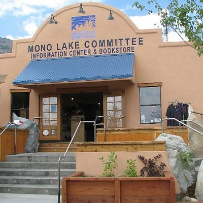 Mono Lake Committee Information Center & Bookstore, 2012.