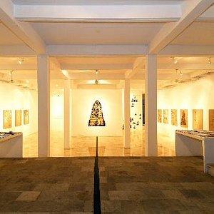 Gaya Art Space Interior