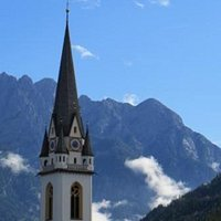 St Andra (Lienz) torre campanaria