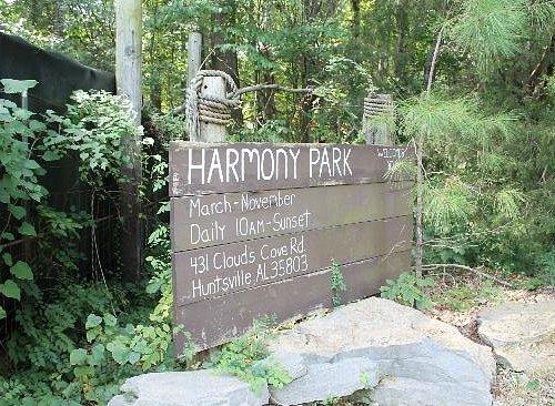 Harmony Safari Park (take cash)