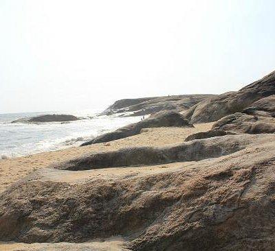 Rocks..