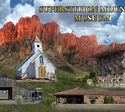 Superstition Mountain Museum poto by Ray Soden
