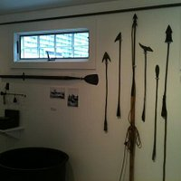 great antique fishing gear
