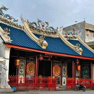 An 18th century temple