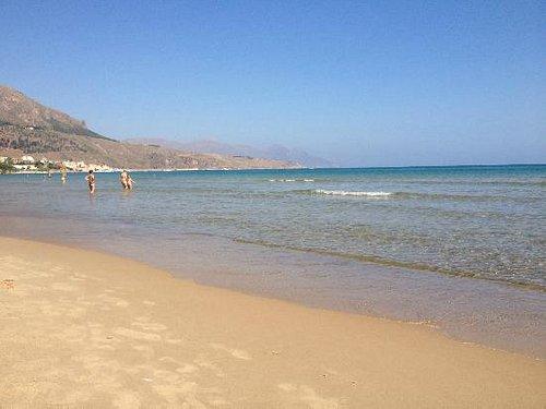 spiaggia Castellammare