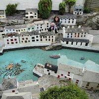 Polperro Model Village Land of Legend & Model Railway