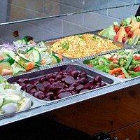 Bistro Salad Bar