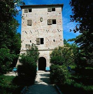 L'Esterno della Torre