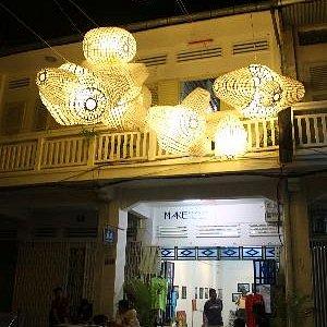 Make Maek art Space in Battambang