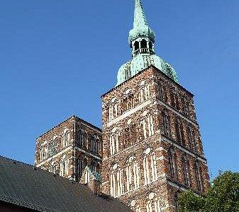 Aussenansicht der Nikolaikirche