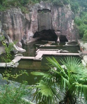 Shepan Island Pirate Caves
