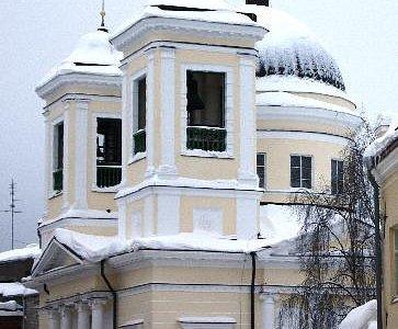 Церковь Николы Чудотворца