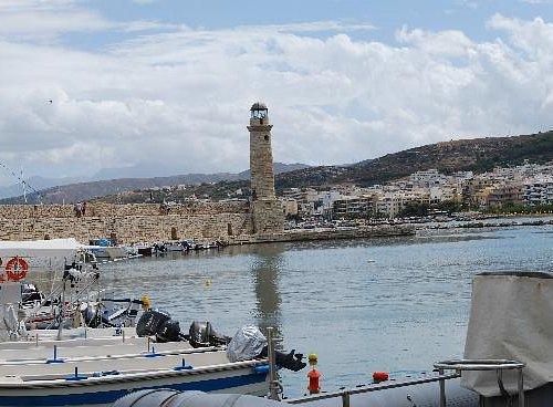 Widok na miasto od strony zatoki