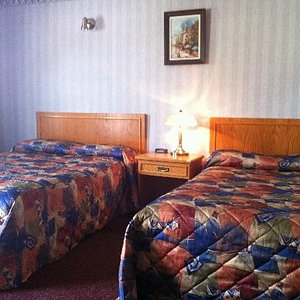 Traditional room -2 Double Beds