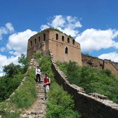 Your visit to the Authentic Unspoiled Chinese Great Wall will become a special life-time memory