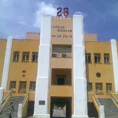 Cuartel Moncada.
