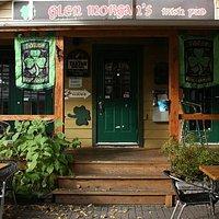 Le pub irlandais