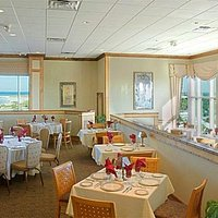 Sunday Brunch at Lido Grille is the best in Sarasota with carving stations and large buffet.