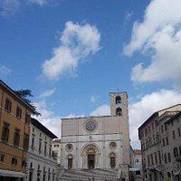 cattedrale todi - facciata