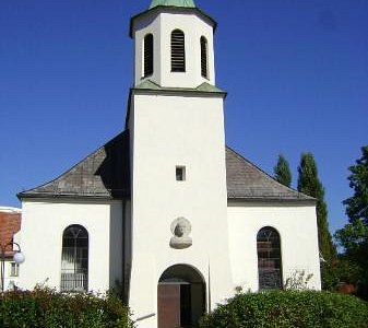 Evangelisch-Lutherische Kirchengemeinde, Bad Tölz, Alemania.