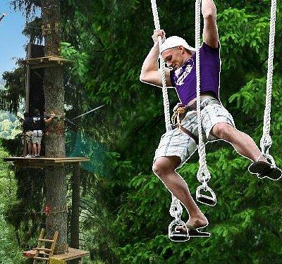 Tarzan's Obstacle Park