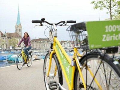 LittleBigCity Bike Tour (Zurich, 3.5 hours)