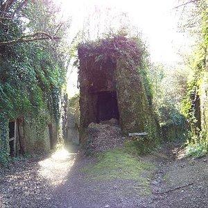 Vie Cave-Pitigliano
