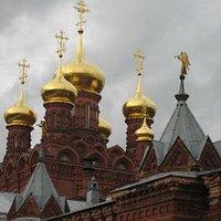 Cathedral at Gefsimansky Chernigovsky