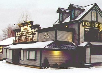 The Pickle Barrel Nightclub