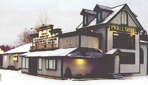 The Pickle Barrel Nightclub