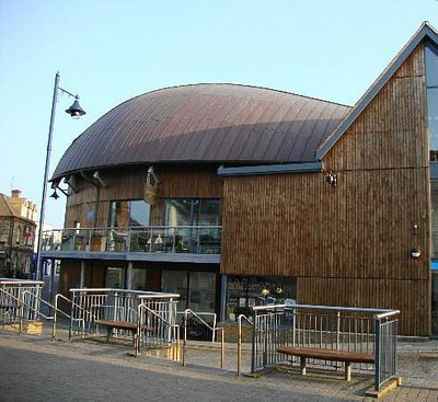 The Horsebridge Centre, Whitstable