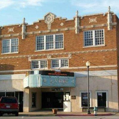 Lyric Theater, Harrison, Arkansas