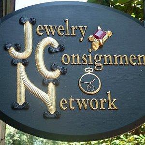 JCN signage.