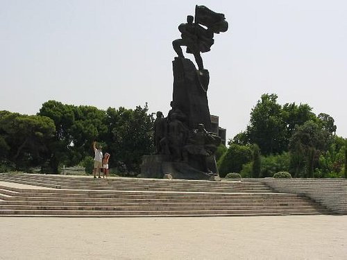 great monument