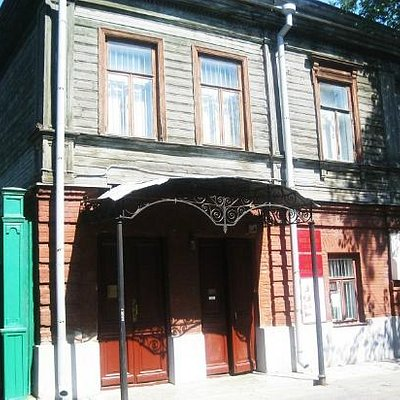 Museum-house of the writer Maxim Gorky