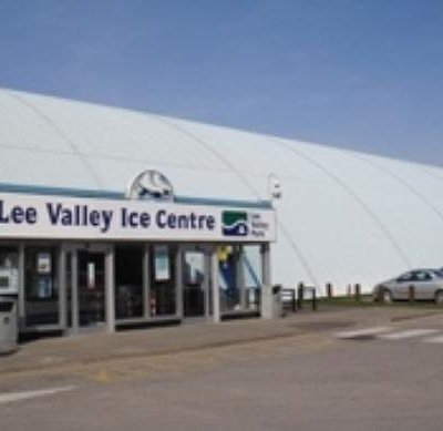 lea valley ice rink