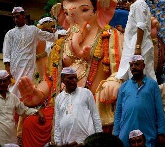 Ganesha Festival Tours Mumbai