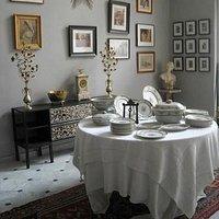 Vintage photos, syrian, morrocan or european trendy furniture