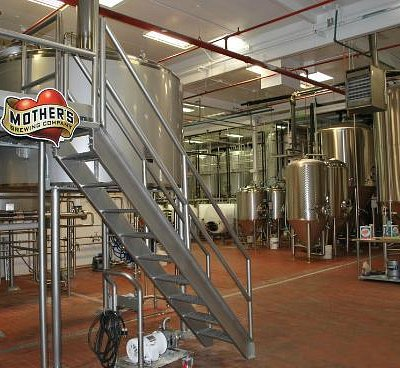 Brewery Tour is a must!
