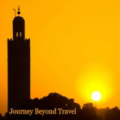 Marrakesh Koutoubia Mosque - Journey Beyond Travel