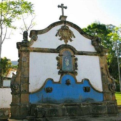 Sao Jose Fountain