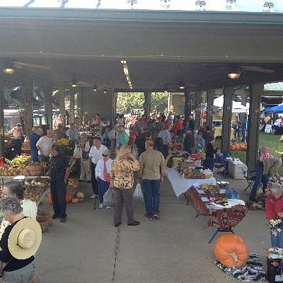Abingdon Farmers Market Pavilion